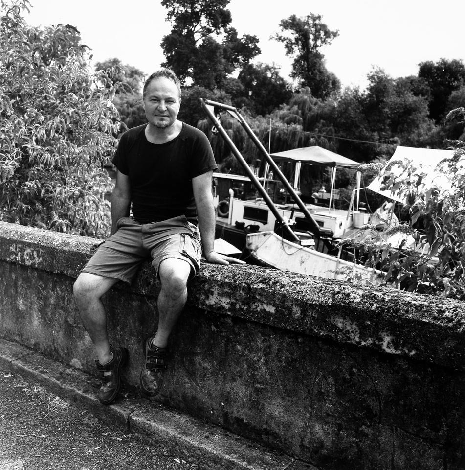 Captain Pugwash,filmmaker and boatman