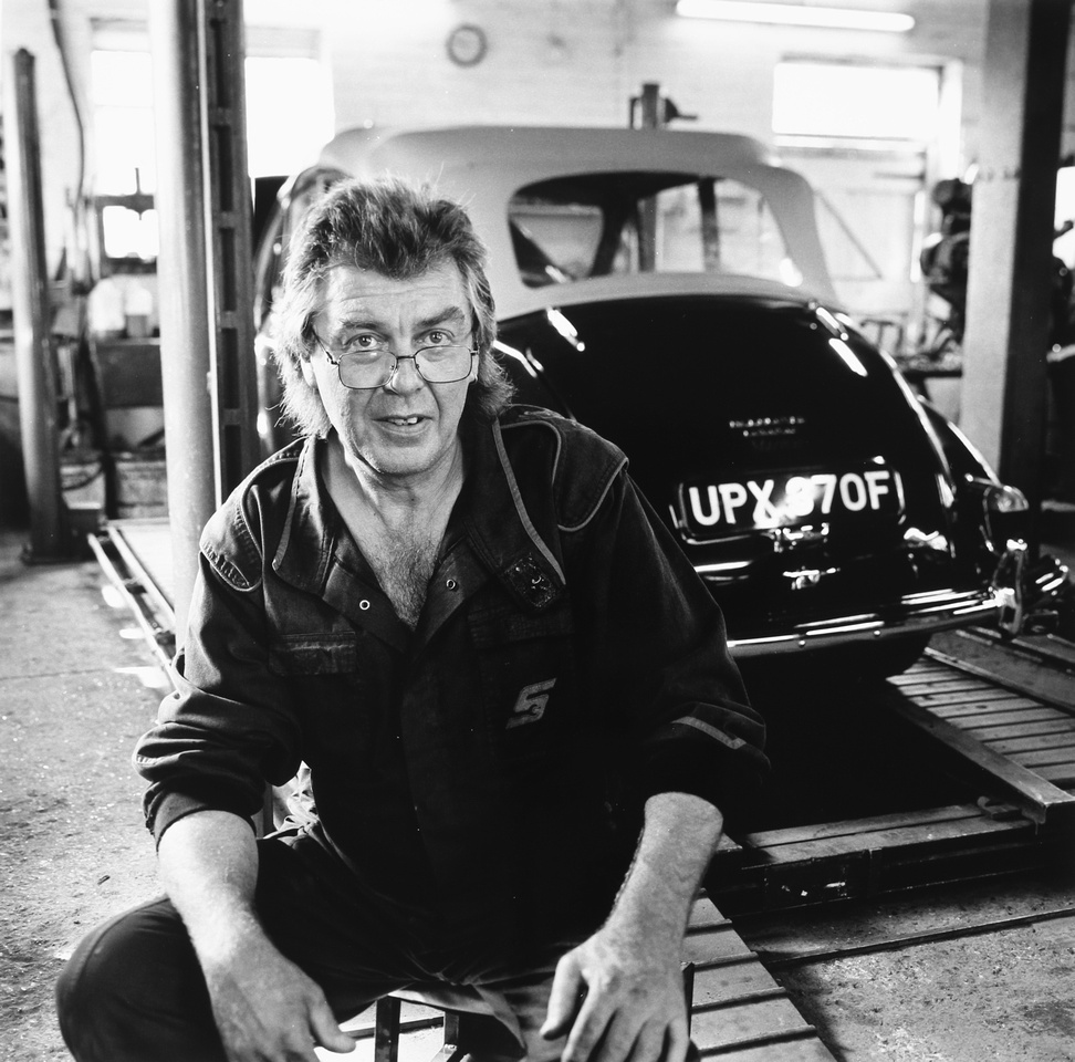 Colin,Car mechanic