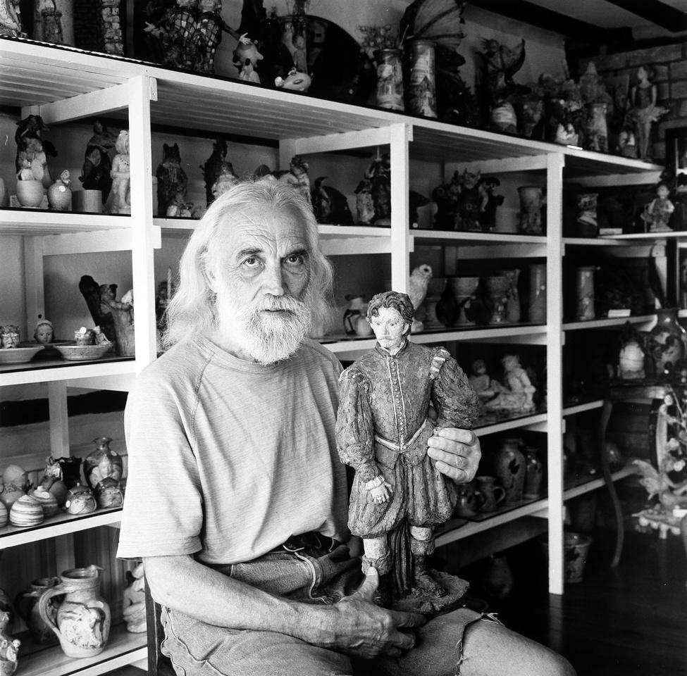 Graham Piggot,Sculptor